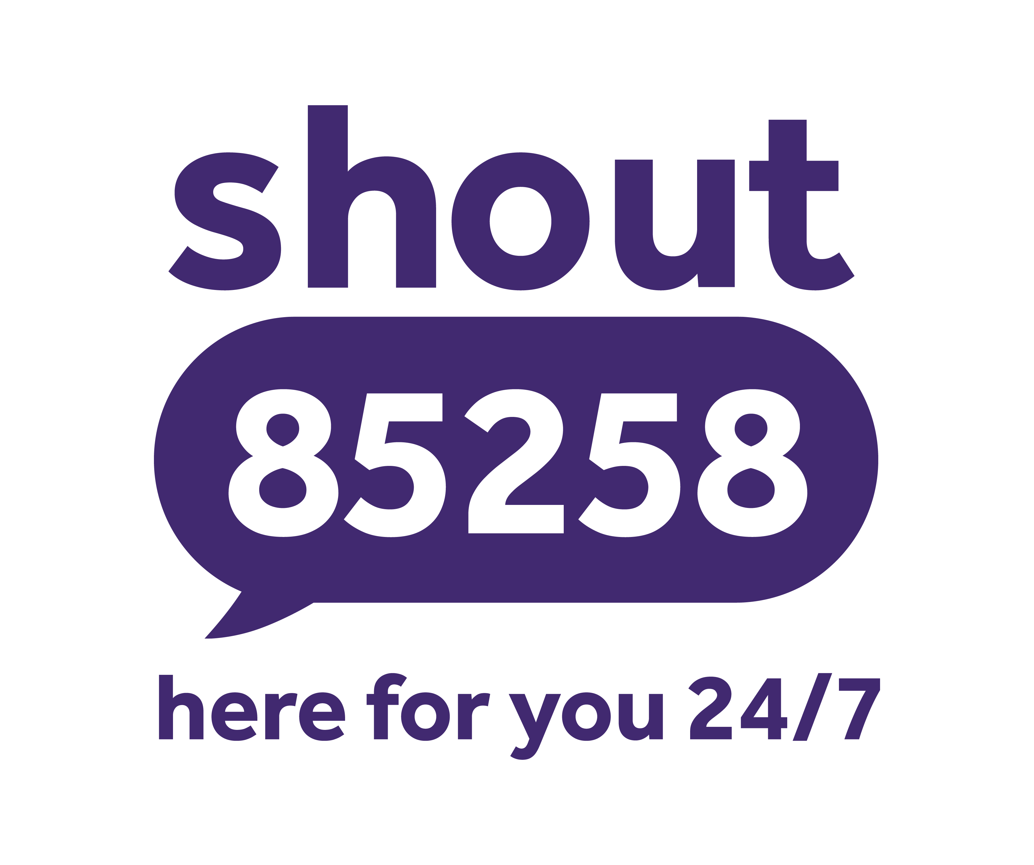 Share the number | Shout 85258