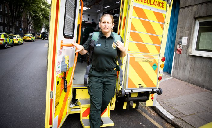 Our Frontline Paramedic